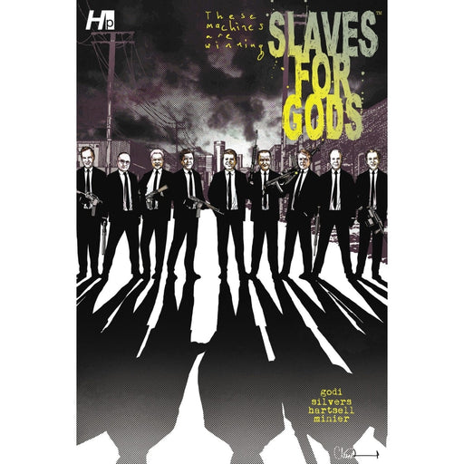 SLAVES FOR GODS GN PX ED VOL 01 ADLARD CVR - Books-Graphic-Novels