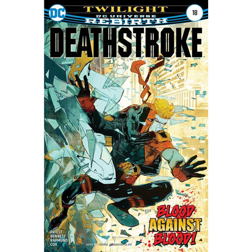 DEATHSTROKE #18 - Comics