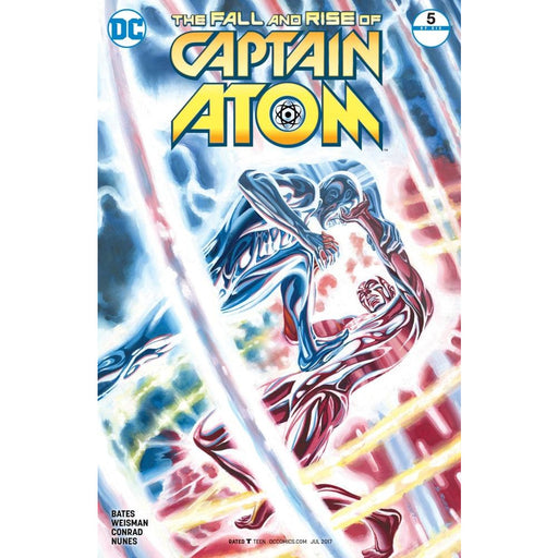 FALL AND RISE OF CAPTAIN ATOM #5 (OF 6) - Comics