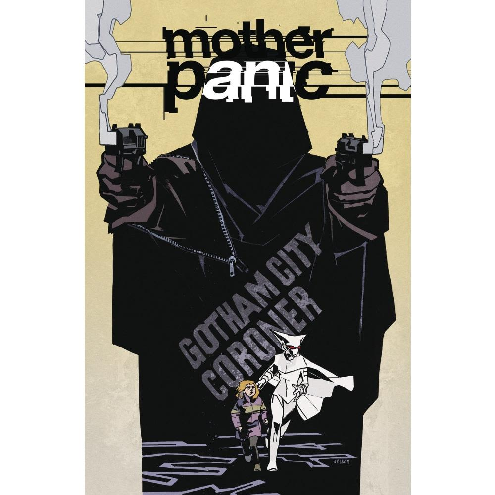 MOTHER PANIC #7 - Comics