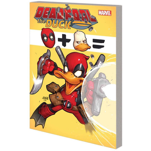 DEADPOOL THE DUCK TPB - Books-Graphic-Novels