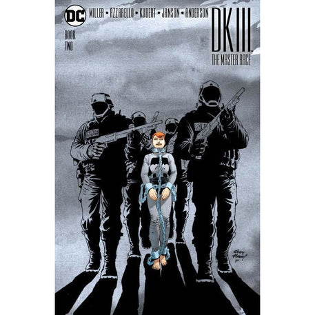 DARK KNIGHT III MASTER RACE #2 (OF 9) 3RD PTG - Comics