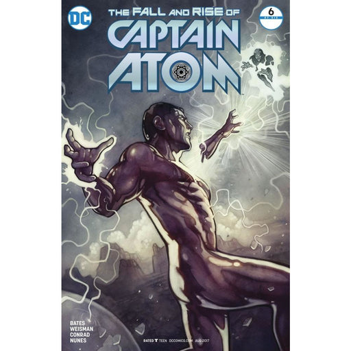 FALL AND RISE OF CAPTAIN ATOM #6 (OF 6) - Comics
