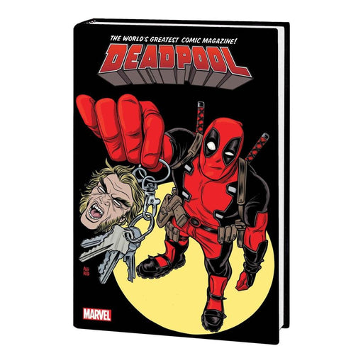 DEADPOOL WORLDS GREATEST HARDCOVER VOLUME 2 - Books Graphic Novels
