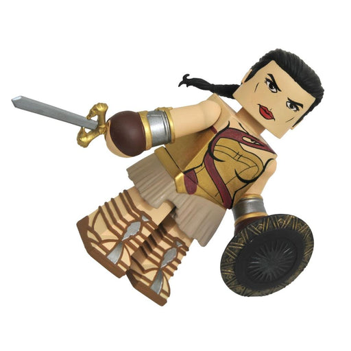 WONDER WOMAN MOVIE TRAINING GEAR DIANA VINIMATE - Toys/Models
