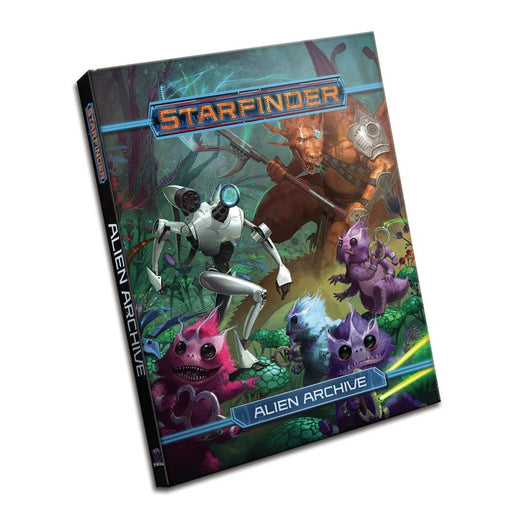 STARFINDER RPG ALIEN ARCHIVE - Games