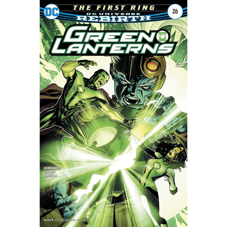 GREEN LANTERNS #26 - Comics