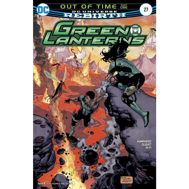 GREEN LANTERNS #27 - Comics