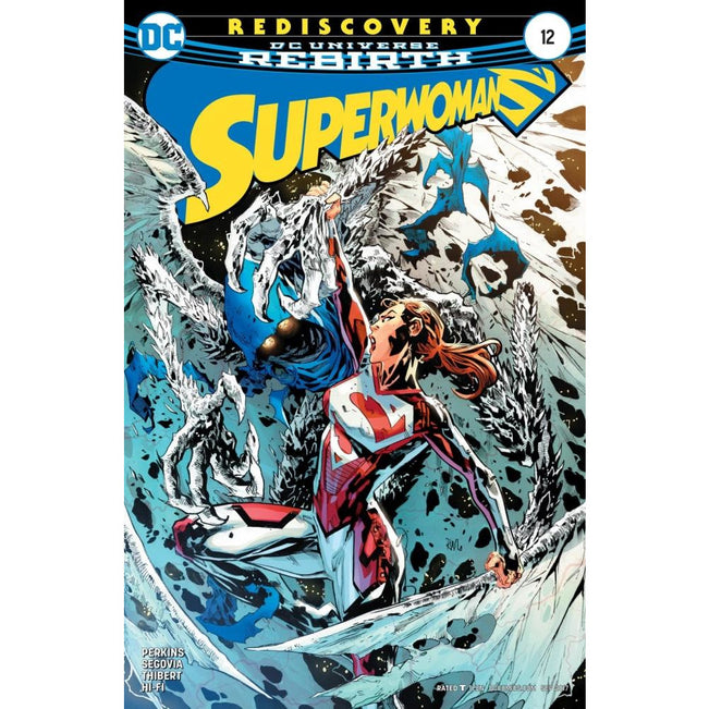 SUPERWOMAN #12 - Comics