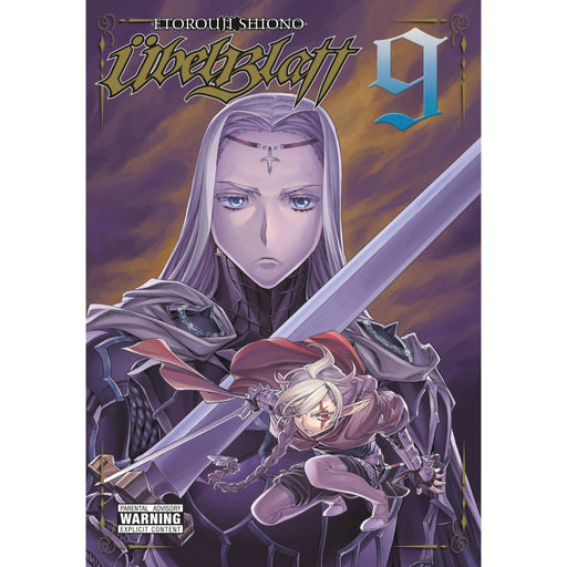 UBEL BLATT GN VOL 09 - Books-Graphic-Novels