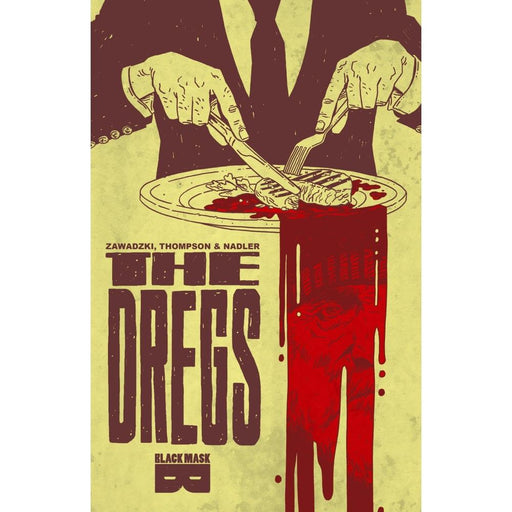 DREGS VOL 01 TPB - Books-Graphic-Novels
