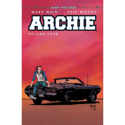 ARCHIE VOL 04 TPB - Books-Graphic-Novels