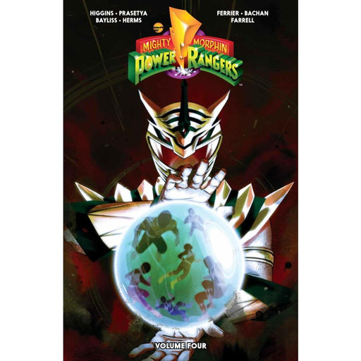 MIGHTY MORPHIN POWER RANGERS VOLUME 4 TPB - Books Graphic Novels
