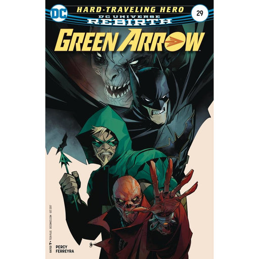 GREEN ARROW #29 - Comics