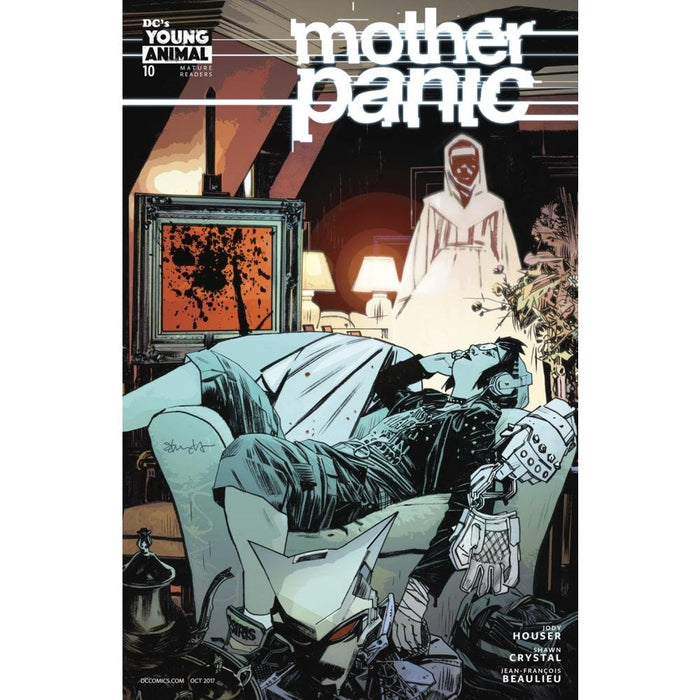 MOTHER PANIC #10 - Comics
