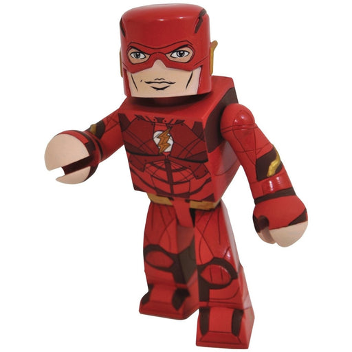 JUSTICE LEAGUE MOVIE FLASH VINIMATE - Toys/Models