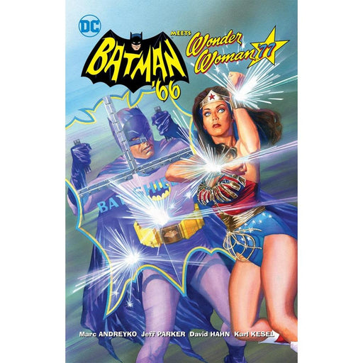 BATMAN 66 MEETS WONDER WOMAN 77 - Books Graphic Novels