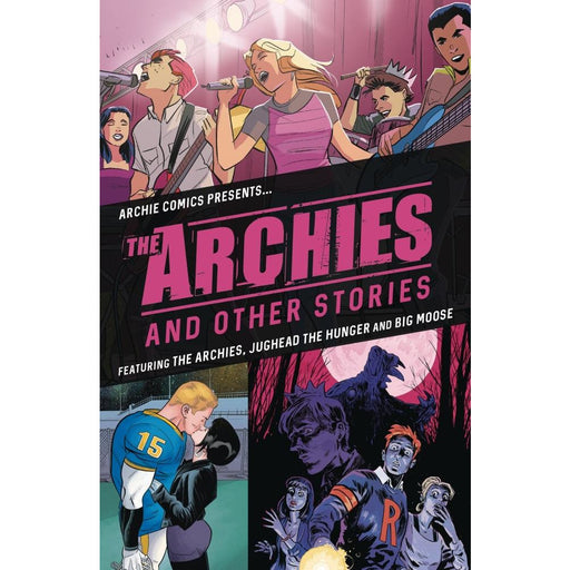 ARCHIES AND OTHER STORIES TPB - Books-Graphic-Novels