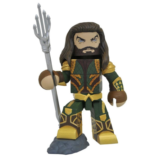 JUSTICE LEAGUE MOVIE AQUAMAN VINIMATE - Toys/Models