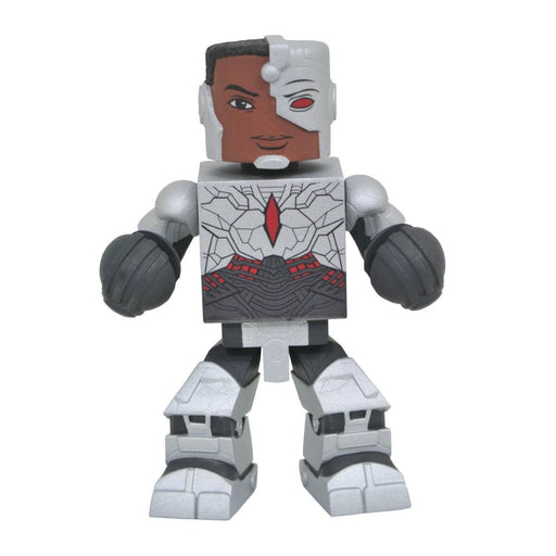 JUSTICE LEAGUE MOVIE CYBORG VINIMATE - Toys/Models