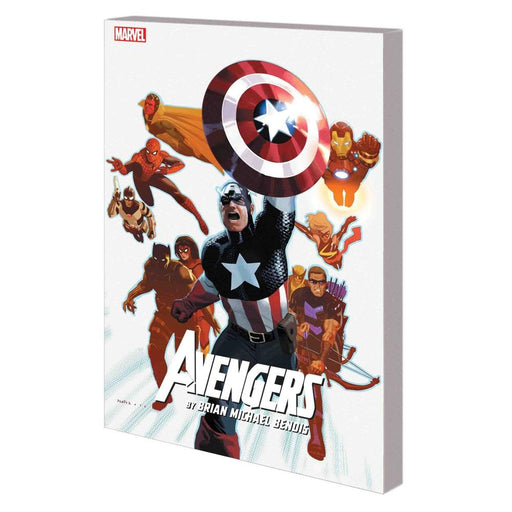 AVENGERS BY BENDIS COMPLETE COLLECTION VOLUME 2 TPB - Books Graphic Novels