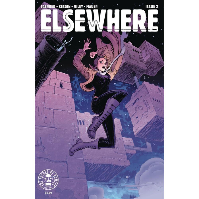ELSEWHERE #2 CVR A - Comics