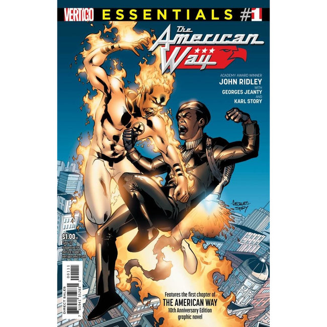 VERTIGO ESSENTIALS AMERICAN WAY #1 - Comics