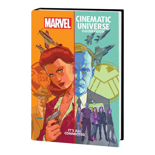 MARVEL CINEMATIC UNIVERSE GUIDEBOOK ALL CONNECTED - Books Graphic Novels