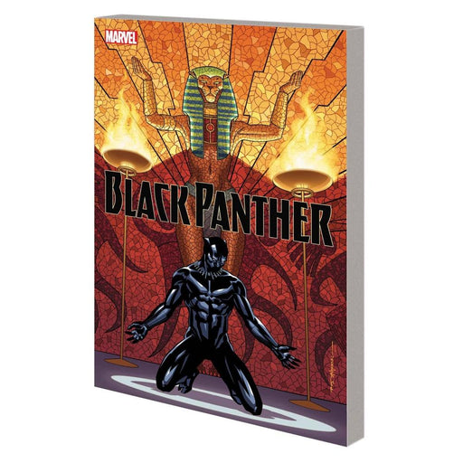 BLACK PANTHER BOOK 04 AVENGERS OF NEW WORLD TPB - Books Graphic Novels