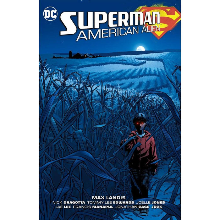SUPERMAN AMERICAN ALIEN TP - Books Graphic Novels