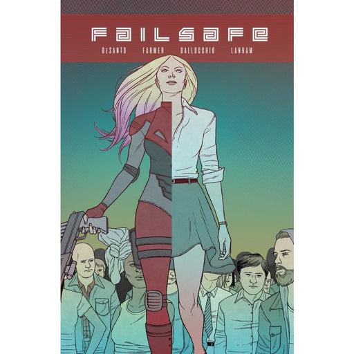 FAILSAFE VOLUME 1 TPB - Books Graphic Novels