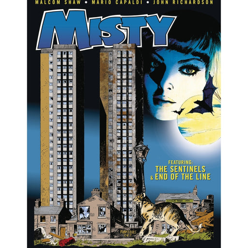MISTY 02 TPB - Books-Graphic-Novels