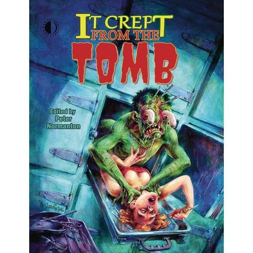 IT CREPT FROM THE TOMB SC - Books-Novels/Sf/Horror