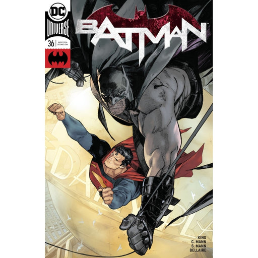 BATMAN #36 - Comics