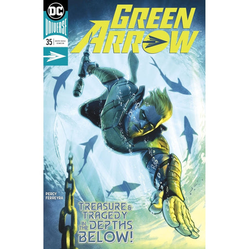 GREEN ARROW #35 - Comics