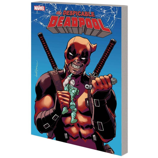 DESPICABLE DEADPOOL 01 DEADPOOL KILLS CABLE TPB - Books-Graphic-Novels