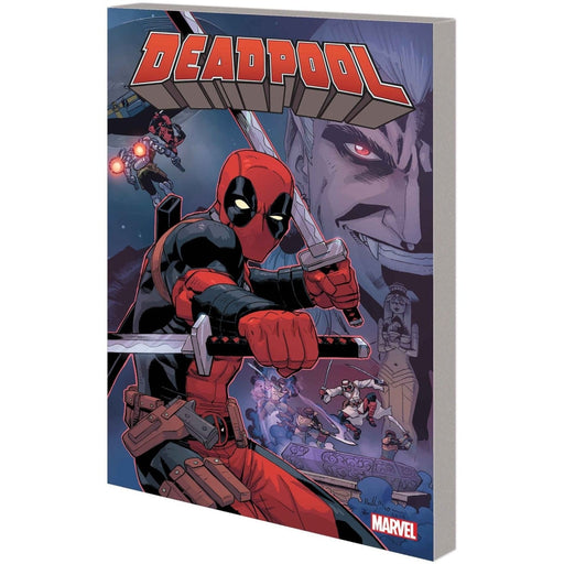DEADPOOL BY POSEHN & DUGGAN 02 COMPLETE COLLECTION TPB - Books-Graphic-Novels