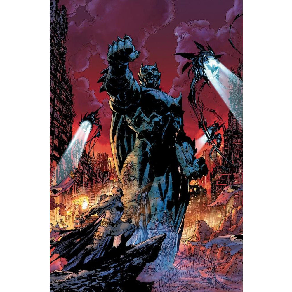 DARK DAYS THE ROAD TO METAL HC - Books-Graphic-Novels
