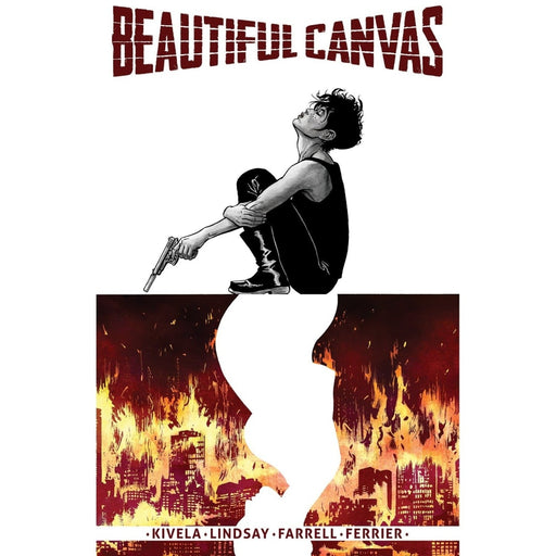 BEAUTIFUL CANVAS 01 TPB - Books-Graphic-Novels