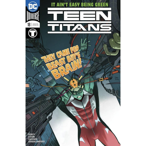 TEEN TITANS #18 - COMIC BOOK - Comics