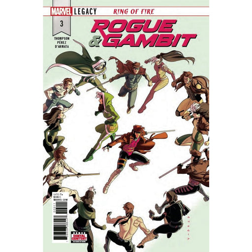 ROGUE & GAMBIT #3 (OF 5) - Comics
