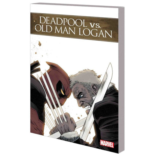 DEADPOOL VS OLD MAN LOGAN TPB - Books-Graphic-Novels