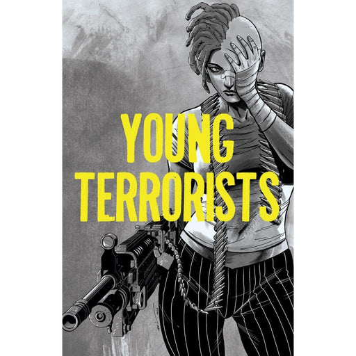 YOUNG TERRORISTS TPB - Books-Graphic-Novels
