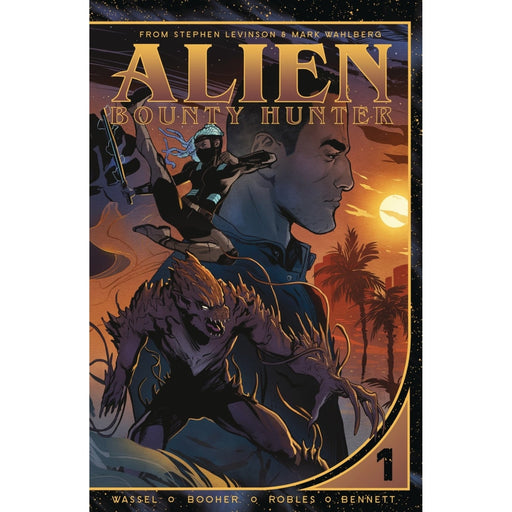 ALIEN BOUNTY HUNTER TPB - Books-Graphic-Novels