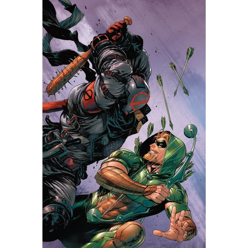 GREEN ARROW #39 - Comics