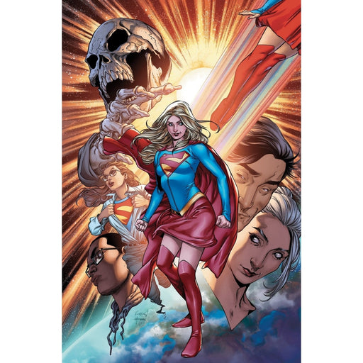 SUPERGIRL #20 - Comics