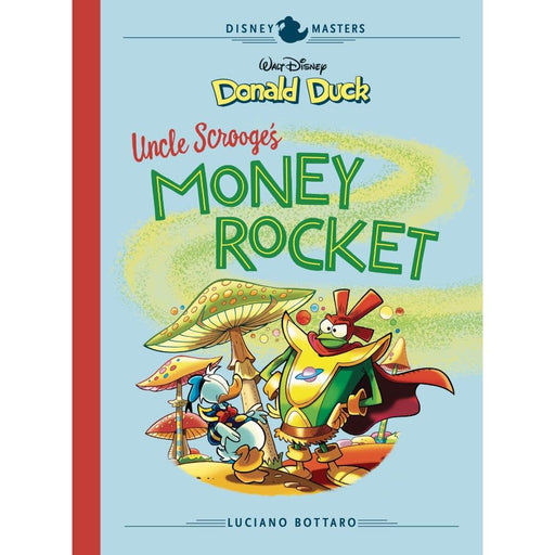 DISNEY MASTERS HARDCOVER VOLUME 2 BOTTARO DONALD DUCK MONEY ROCKET (C - Books Graphic Novels