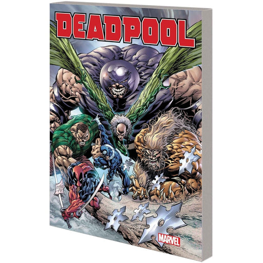 DEADPOOL CLASSIC COMPANION 02 TPB - Books-Graphic-Novels