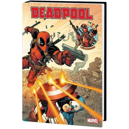 DEADPOOL BY DANIEL WAY OMNIBUS HC 02 - Books-Graphic-Novels