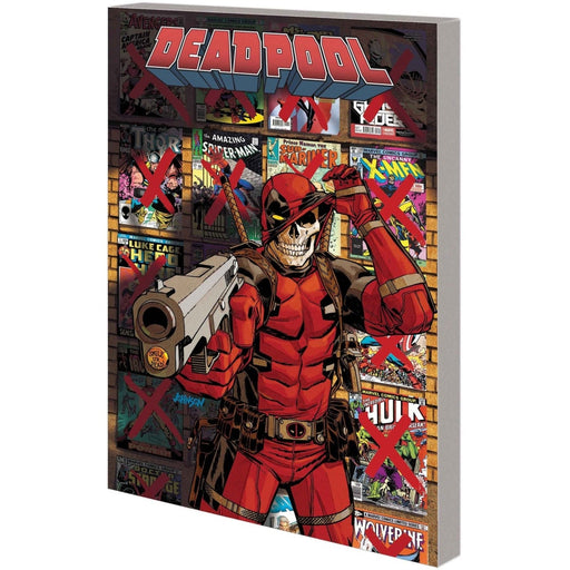DEADPOOL CLASSIC 22 MURDER MOST FOWL TPB - Books-Graphic-Novels